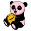 PINKPANDA price logo