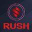 RUSH price logo