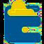 SATOS price logo