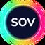 SOV price logo