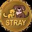STRAY price logo