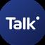 TALK price logo