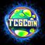 TCGCOIN price logo