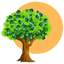 TREES price logo