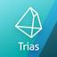 TRIAS price logo