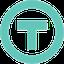 TRST price logo