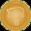 TRUMP price logo