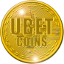 UBETS price logo