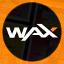 WAXE price logo