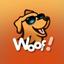 WOOF price logo