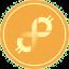 XBT price logo