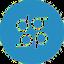 XDB price logo