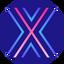 XDEX price logo