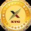 XTG price logo