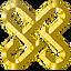 XUM price logo