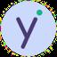 YEX price logo