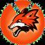 YFOX price logo