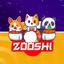 ZOOSHI price logo